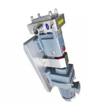 SUMITOMO QTM31-31.5F-2.2-3R-380-S1431-E Double Pompe à engrenages