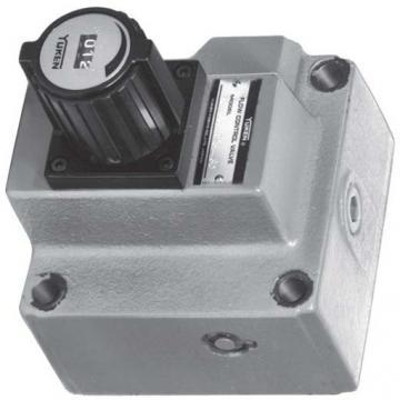 YUKEN SRCT-06--50 Valve de contrôle de débit